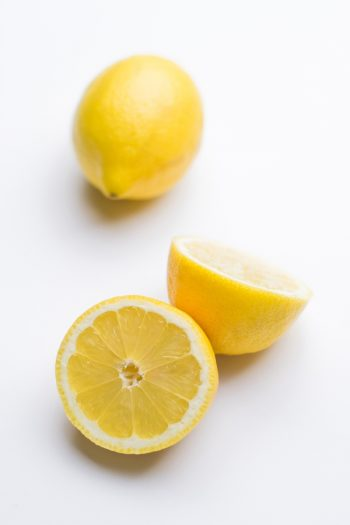 Trust me when I tell you that you need to know these bathroom cleaning hacks. The acid in lemon will help break down hard water stains.