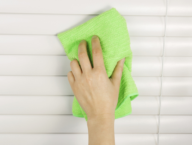 How to Clean All Your Blinds in Minutes instead of Hours