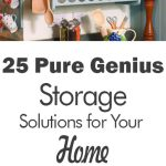 Storage hacks, home storage, DIY storage, DIY home, organization, popular pin, organized home hacks, storage.