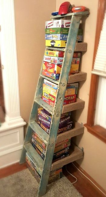Board game organization, organization, board games, popular pin, organization, DIY organization, home organization.