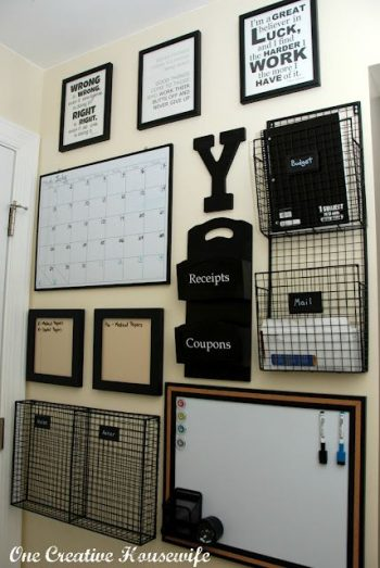 10 Command Centers Guaranteed to Get You Organized4