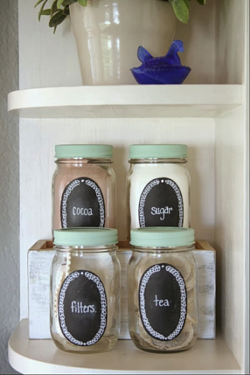 15 Unique Ways to Use Mason Jars (in Your Kitchen)13