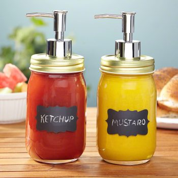 15 Unique Ways to Use Mason Jars (in Your Kitchen)6