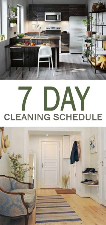 Cleaning schedule, easy cleaning, clean home, how to clean your house, popular pin, DIY clean, cleaning hacks.