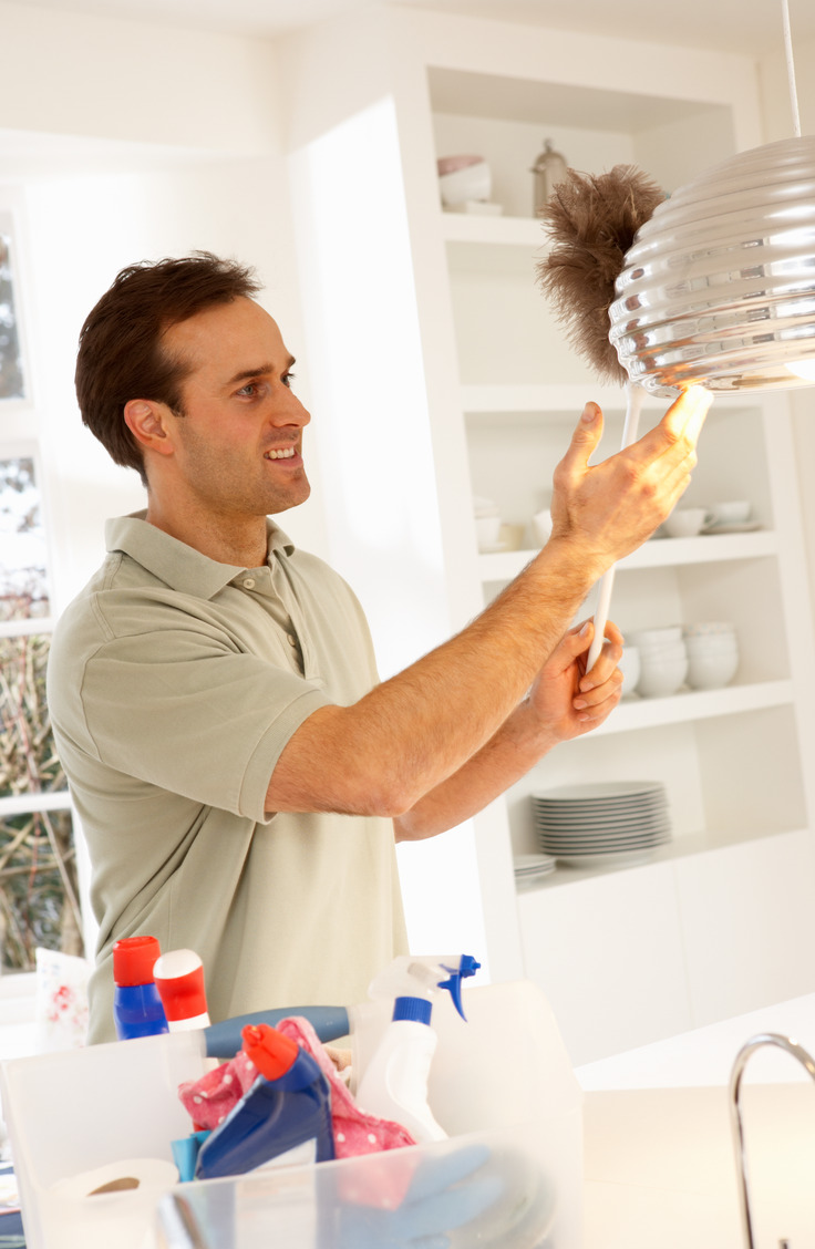 Get a clean house in under 2 hours