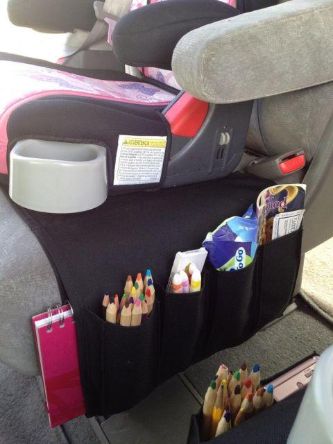 10 Ways to Keep Your Car Organized