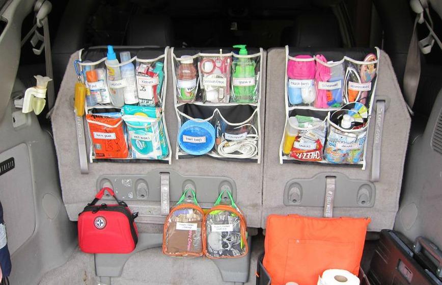 10 Ways to Keep Your Car Organized2