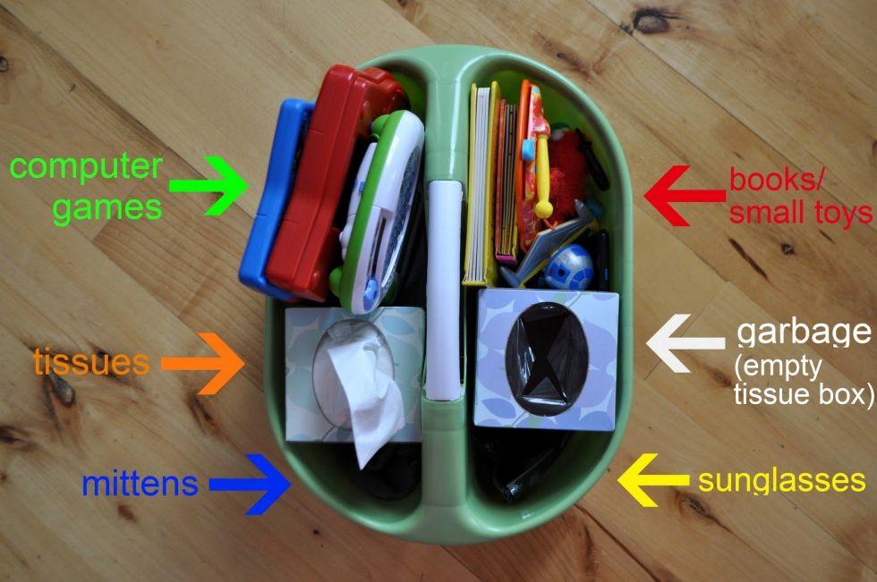 10 Ways to Keep Your Car Organized4
