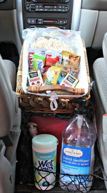 10 Ways to Keep Your Car Organized6