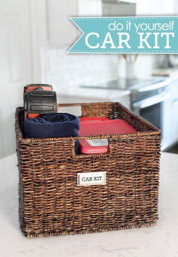 10 Ways to Keep Your Car Organized9