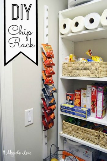 10 Ways to Maximize Pantry Space5