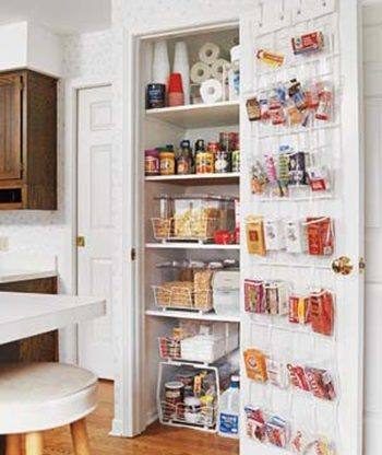 10 Ways to Maximize Pantry Space7