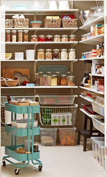 10 Ways to Maximize Pantry Space8