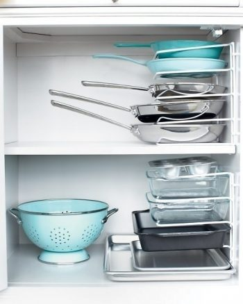 25 Ways to Organize Even the Smallest Kitchens