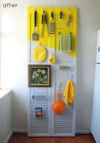 25 Ways to Organize Even the Smallest Kitchens5