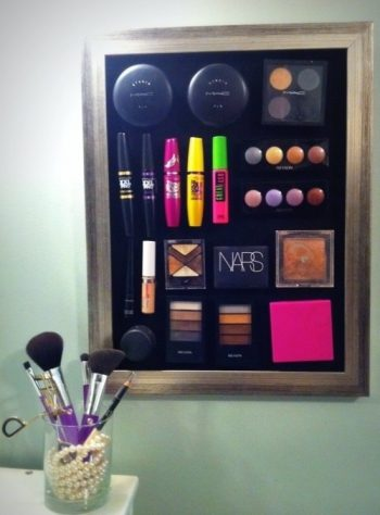 12 Ways to Organize a Bathroom with Too Many Beauty Products