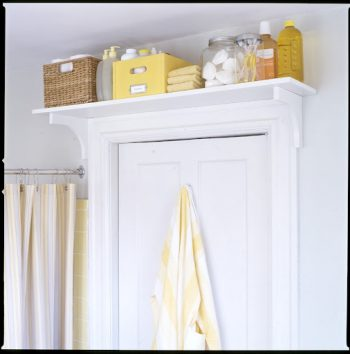 12 Ways to Organize a Bathroom with Too Many Beauty Products12