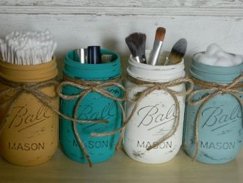 12 Ways to Organize a Bathroom with Too Many Beauty Products6