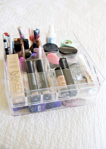 12 Ways to Organize a Bathroom with Too Many Beauty Products7