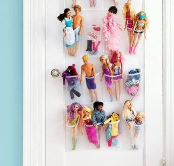 13 Genius Ways to FINALLY Organize Kid Clutter12