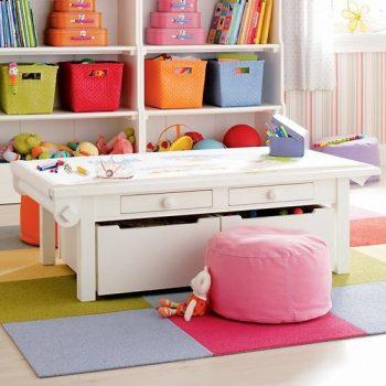 13 Genius Ways to FINALLY Organize Kid Clutter3