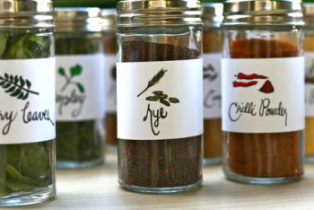 15 Unique Ways to Organize Your Spices11