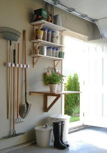 20 Brilliant Ways to Organize Your Garage4