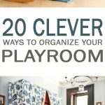 Playroom organization, organization, DIY home, organized home, popular pin, kids organization, staying organized with kids.