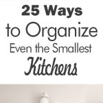 Small kitchen organization, how to organize small bedrooms, home organization, home hacks, popular pin, storage, DIY storage/