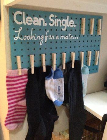 10 DIYs for an Organized Laundry Room3