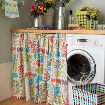 10 DIYs for an Organized Laundry Room5