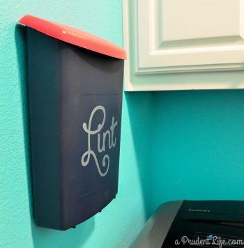 10 DIYs for an Organized Laundry Room7