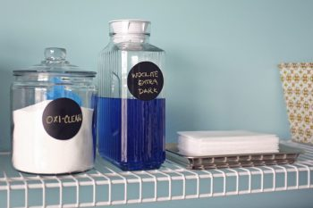 10 DIYs for an Organized Laundry Room8