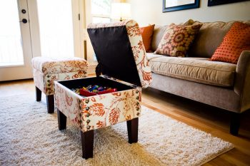 10 Ways You Can Use Your Living Room Furniture as Storage