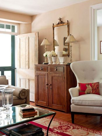 10 Ways You Can Use Your Living Room Furniture as Storage8