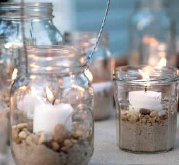 10 Ways to Repurpose Old Candle Jars6