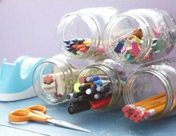 10 Ways to Repurpose Old Candle Jars8