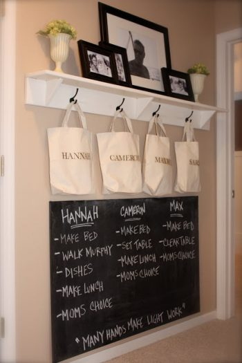 12 Ways to Get Your Family Totally Organized4