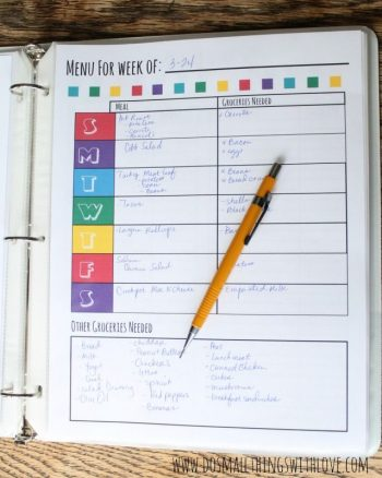 12 Ways to Get Your Family Totally Organized8