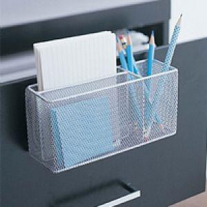 12 Ways to Organize Your Tiny Desk