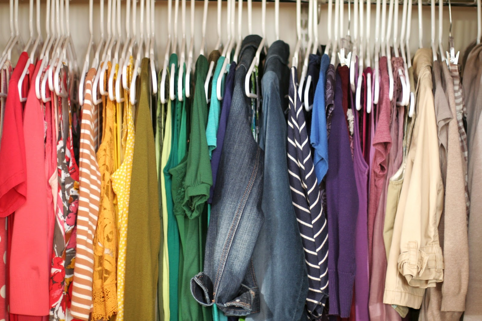 15 Reasons To Organize Your Closet 101 Days Of Organization,How Big Is A King Size Bed