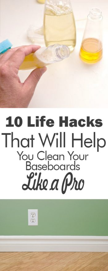 How to Clean Your Baseboards, Baseboard Cleaning Tips, Easy Ways to Clean Your Baseboard, Baseboard Cleaning, Cleaning, Cleaning 101, Popular, Quickly Clean Your Baseboards