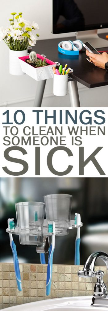 What to Clean When Someone is Sick, Cleaning Tips and Tricks, Popular Pin, Organization, Cleaning When Someone Is Sick, Sick Cleaning Hacks
