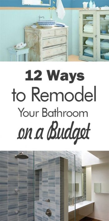 Bathroom Remodel, How to Remodel Your Bathroom, Bathroom Remodeling Hacks, Bathroom Remodeling TIps and Tricks, Bathroom, Dream Bathroom, Easy Bathroom Updates, Cheap Bathroom Remodel, Popular