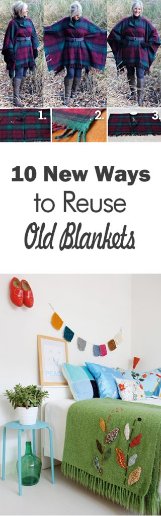 How to Reuse Blankets, Uses for Old Blankets, Things to Do WIth Old Blankets, DIY Projects, Things to Do WIth Blankets, How to Repurpose Blankets, Blankets, Craft Projects WIth Old Blankets, DIY Projects, Craft Projects, Popular Pin