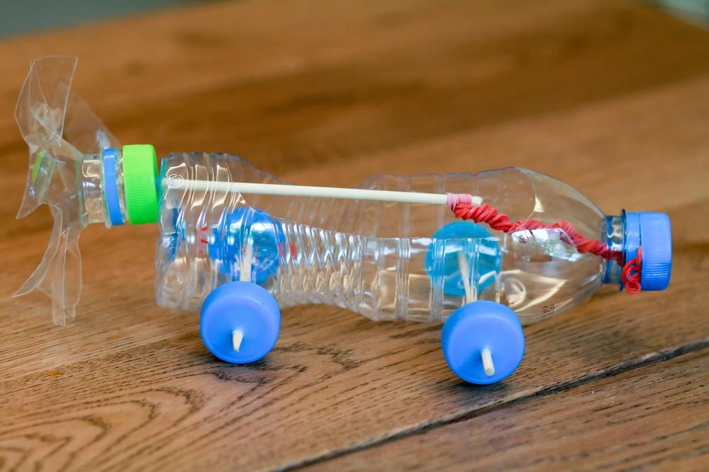 Ways to Reuse Water Bottles