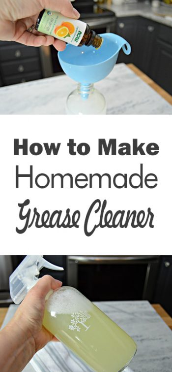 Homemade Grease Cleaner, How to Make Homemade Grease Cleaner, Grease Cleaner for Less, Cleaning, Cleaning Tips and Tricks, Cleaning Hacks, Homemade Cleaners, DIY Cleaners for the Home, Popular Pin