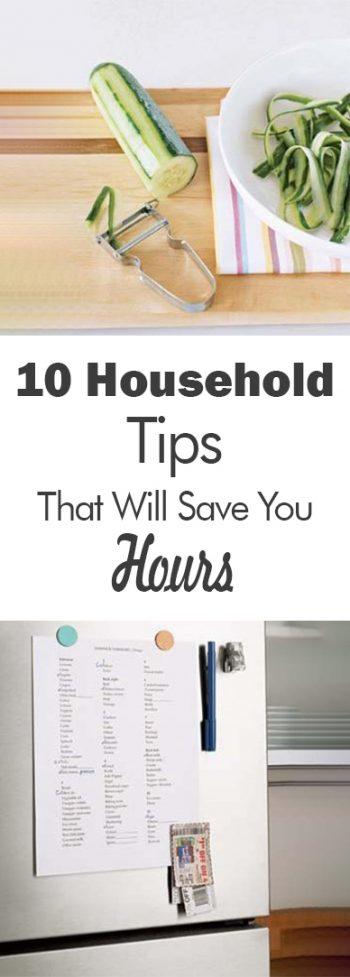 Household Tips, Household Organization, Household Organization Tips, Household Cleaning Tips, Cleaning TIps and Tricks, Cleaning Hacks, Clean Home Hacks, How to Clean Your Home, How to Organize Your Home