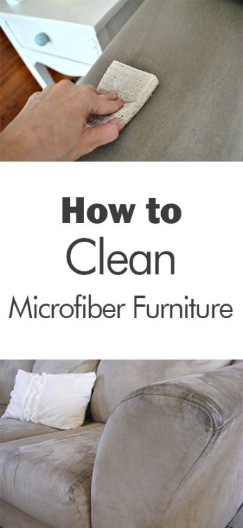 How to Clean Microfiber Furniture, How to Clean Stained Furniture, How to Clean Your Stained Furniture, Cleaning, Cleaning Tips, Cleaning Tips, Clean Home, Clean Home Hacks, Popular