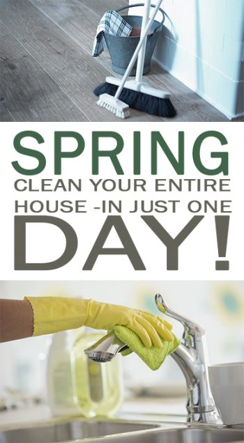 How to Spring Clean Your House, Spring Cleaning, Spring Cleaning Tips, Cleaning Hacks, Cleaning Tips and Tricks, Spring Cleaning Hacks, Popular Pin
